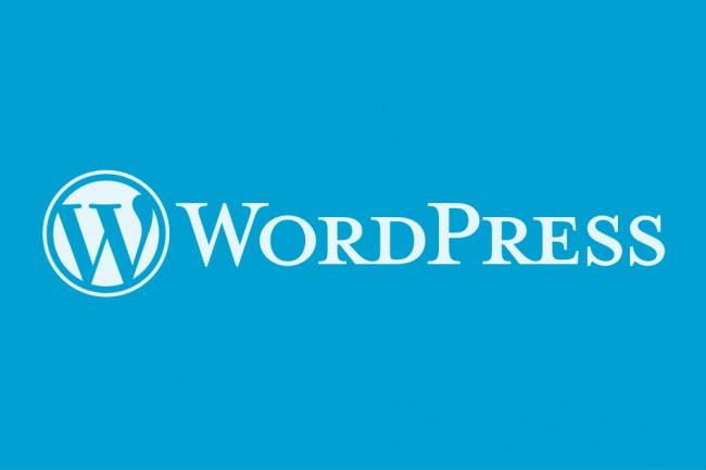 Создам сайт на wordpressСайт под ключ<br>Создам сайт с нуля на движке wordpress для вашего личного блога или другого информативного или тематического сайта.<br>