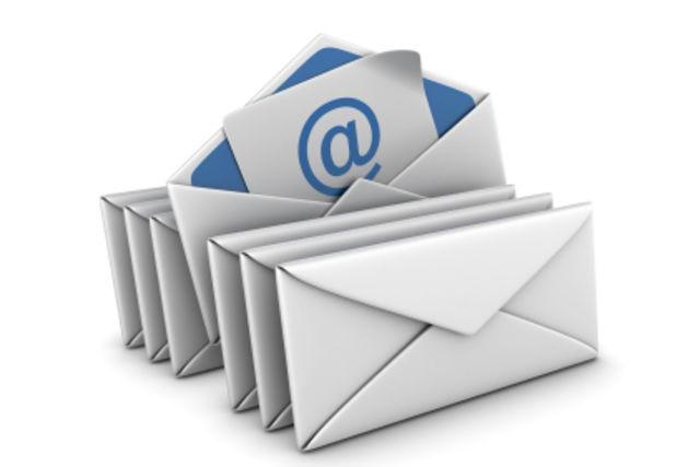 Ручная рассылка писем на E-mail по Вашей базе 1 - kwork.ru