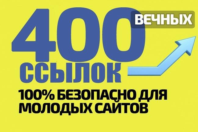 410 вечных ссылок, прогон по 180 пинг-сервисам + экспресс-аудит 1 - kwork.ru