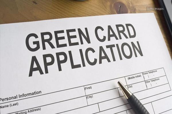 Подготовлю документы на Green Card 1 - kwork.ru