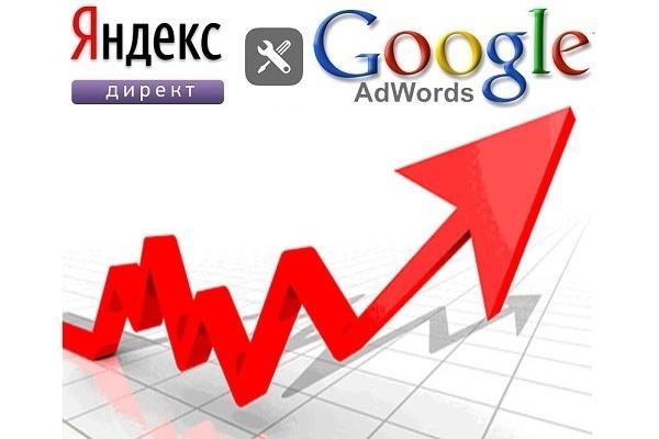 Перенос кампании из Яндекс Директ в Google Adwords 1 - kwork.ru