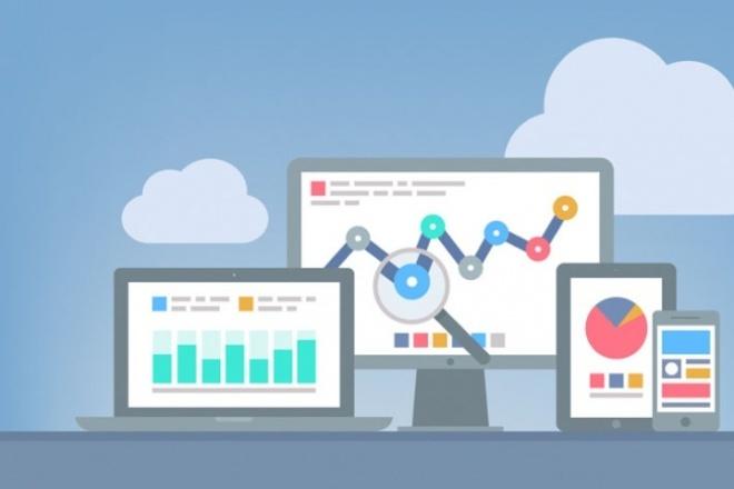 Настрою отслеживание электронной торговли в Google Analytics 1 - kwork.ru