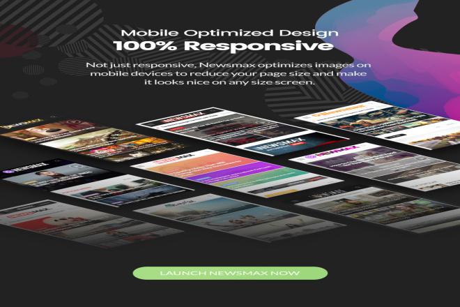 5 Новостных премиум Wordpress тем 1 - kwork.ru