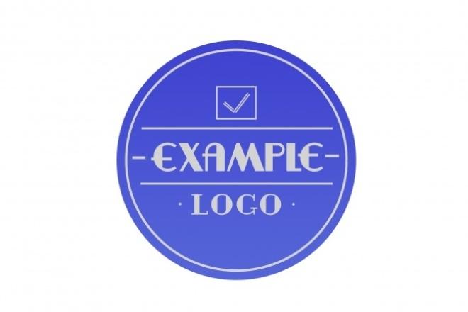 Создание лого 1 - kwork.ru