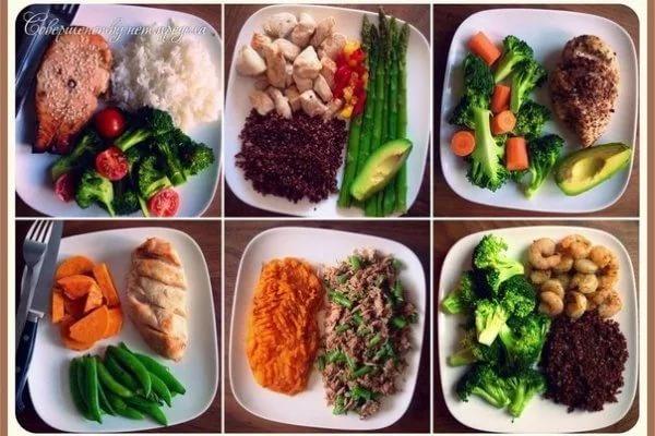 Составлю план для похудения, программу правильного питания 1 - kwork.ru