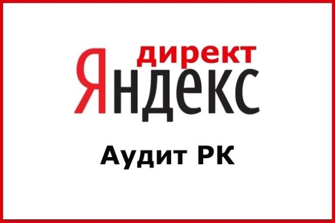 Аудит рекламных кампаний в Яндекс Директ 1 - kwork.ru