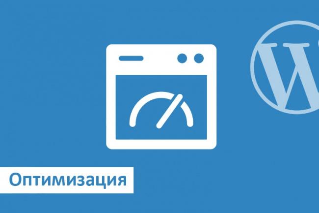 Проведу внутреннюю оптимизацию на сайте с CMS Wordpress 1 - kwork.ru