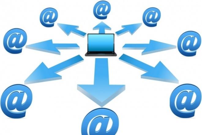 Рассылка по электронным адресамE-mail маркетинг<br>Готов заняться рассылкой различных предложений по любым электронным адресам качественно и в кратчайшие сроки. Рассылка любых файлов в любом размере<br>