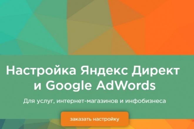 Яндекс Директ для пластиковых окон 1 - kwork.ru