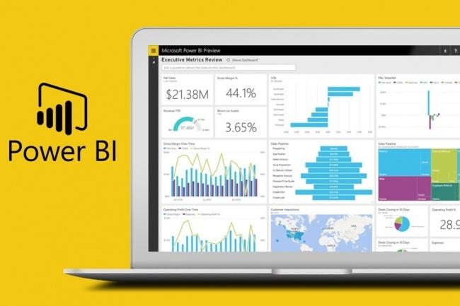 Простые и наглядные отчеты в Power BI, проведу бизнес-анализ компанииМенеджмент проектов<br>Power BI — это набор средств бизнес-аналитики для получения важных данных об организации. С его помощью Вы можете подключиться к сотням источников информации касающихся Вашего бизнеса, упростить ее обработку и провести динамический анализ ситуации. Я помогу Вам создать простые и наглядные отчеты, визуализировать данные Вашей организации и сделать их доступными для назначенных Вами пользователей. Важно, что работать с отчетами Power BI смогут только пользователи, обладающие правами доступа, которые предоставляете Вы. Работать с отчетами можно не только используя персональный компьютер или ноутбук. Отчеты, визуализированные данные и бизнес-аналитика, созданные в Power BI доступны к просмотру в любом браузере, в том числе и на мобильных устройствах. Персонализированные панели мониторинга с уникальным и полным обзором ситуации в Вашей организации могут быть доступны каждому сотруднику. Вы самостоятельно сможете легко масштабировать решение со встроенными средствами управления и безопасности на всю организацию, а в случае необходимости я всегда помогу Вам.<br>