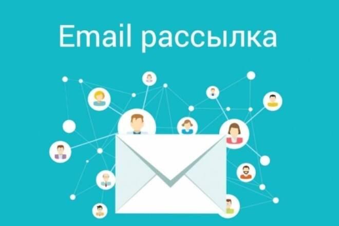 Email рассылка 10 000 адресов по регионам 1 - kwork.ru