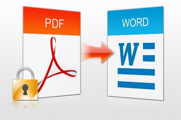 Переведу файлы PDF в Word 1 - kwork.ru