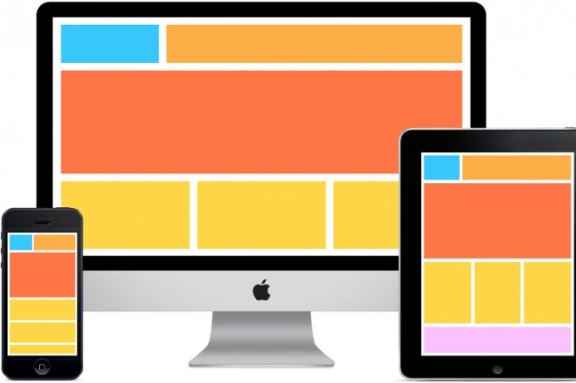 Сверстаю Landing PageВерстка<br>Вёрстка простого одностраничника в кратчайшие сроки. БЕЗ натяжки на движок! Семантика , HTML5 теги , валидность - это не малый плюс к поднятию позиций вашего сайта в топ поисковиков. Ваш landing будет прекрасно смотреться на всех устройствах с разным разрешением экранов : от mobile до desktop Два примера работ : http://university.netology.ru/u/chetporov/bootstrap/index.html http://university.netology.ru/u/chetporov/faun/index.html<br>