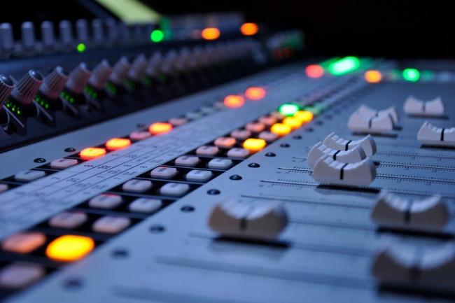 Мастеринг электронной музыки и сведение музыки с вокалом 1 - kwork.ru