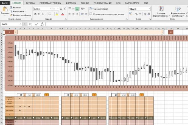 Напишу макрос для Excel 1 - kwork.ru