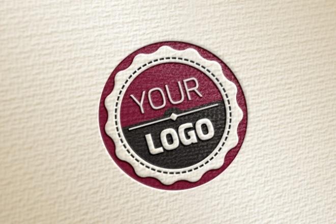 Создам яркий, узнаваемый логотип 1 - kwork.ru