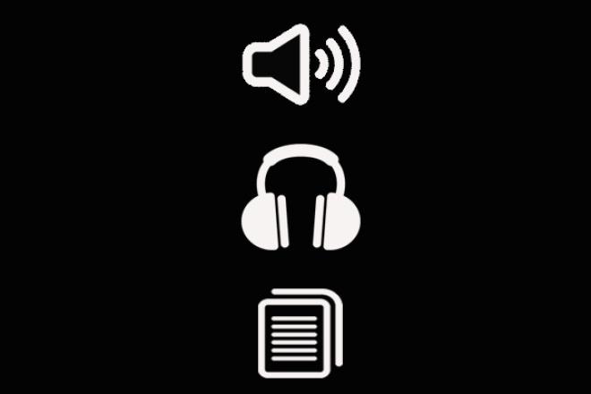 Переведу аудиозаписи и видеозаписи в текст 1 - kwork.ru