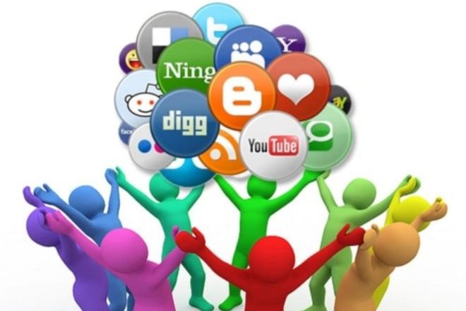 Ручная регистрация вашего сайта в 30 серверах социальных закладок 1 - kwork.ru