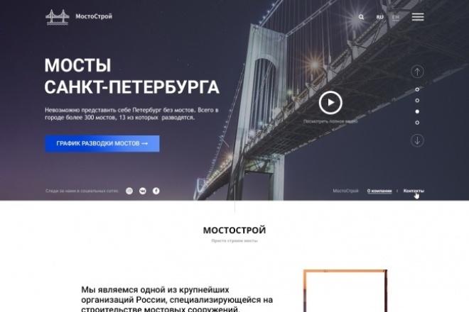 Преображу лицо вашему сайту 1 - kwork.ru
