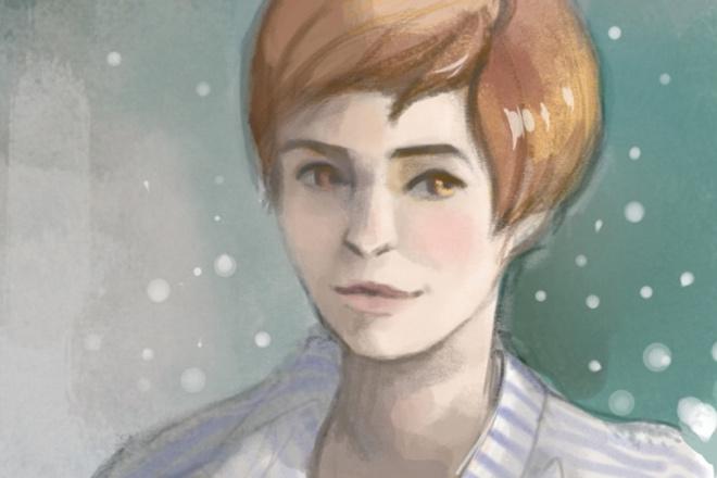 Портреты в разных стилях 1 - kwork.ru