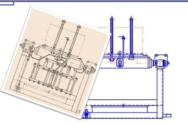 Оцифрую чертежИнжиниринг<br>Многим из нас приходится сталкиваться со старыми, еще рукописными советскими чертежами. Помогу Вам восстановить документ и перенести его в цифровой вид в программах Компас, SolidWorks или AutoCAD. Приведу заказ в соответствии и действующим ГОСТ и ЕСКД . При необходимости, создам 3D модель детали или сборки до 9 деталей.<br>