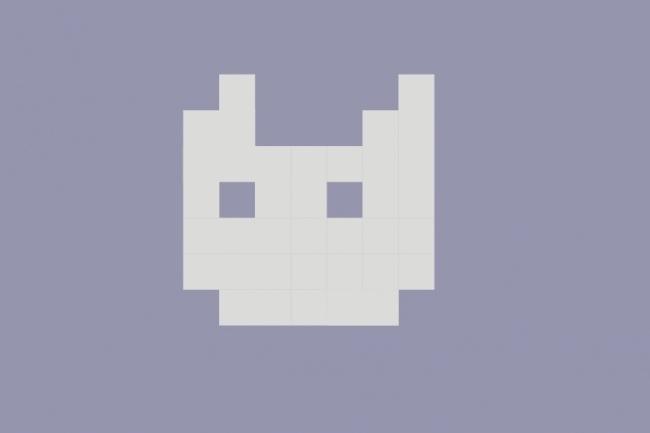 Создам логотип в стиле 8 бит 2 - kwork.ru