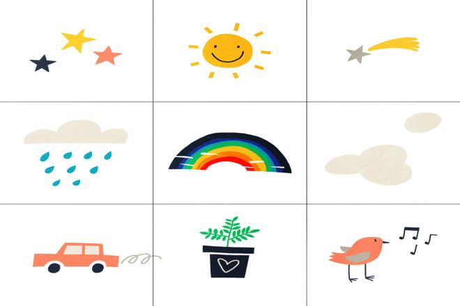 Иллюстрация в плоском стиле 1 - kwork.ru