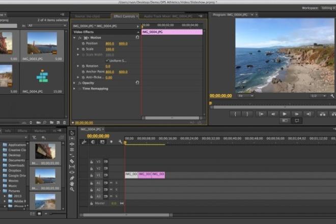 Монтаж видео с анимациейМонтаж и обработка видео<br>Монтаж, нарезка, обработка видеороликов. Обрезка хромакея (зеленого фона). Цветокоррекция видео. Анимация и эффекты. Качество ролика зависит от исходного материала. Образец работы с хромакеем и анимацией: http://yadi.sk/i/ULd-M5Bi3DhTXu<br>