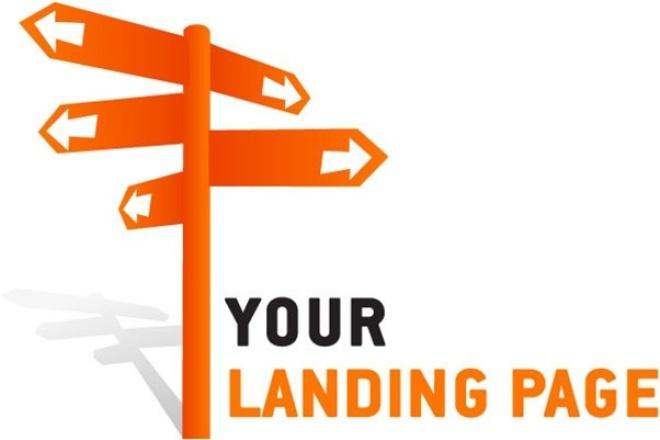 Клонирую landing page с модулями 1 - kwork.ru