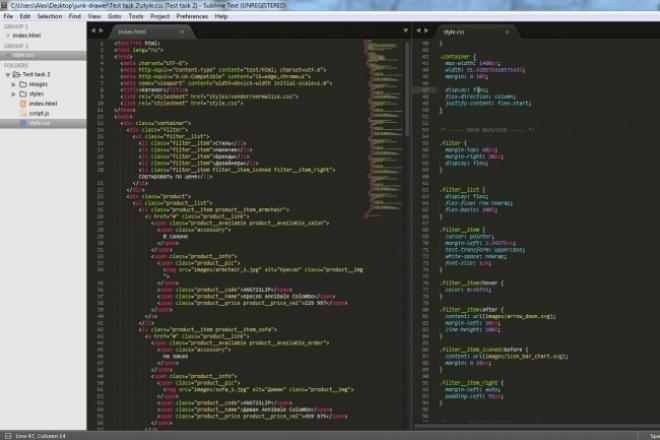 Сверстаю web-страницуВерстка и фронтэнд<br>Сверстаю web-страницу с применением современных технологий HTML5, CSS3, Bootstrap, jQuery, Flexbox Layout. Цена зависит от сложности макета и требований, будь то поддержка старых браузеров, отзывчивая верстка (responsive design) и/или адаптивная верстка (adaptive design). Также цена зависит от цели, количества страниц. Также предлагаю вариант верстки отдельных элементов web-страницы будь то форма, меню, галерея. Хочу отметить, что данный кворк предполагает цену за верстку 1 страницы. Пишите, буду рад интересным проектам.<br>