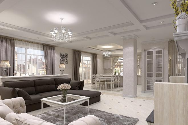Дизайн интерьераМебель и дизайн интерьера<br>Разработаем дизайн интерьера, либо выполним качественную 3D визуализацию, в любых стилях по Вашему желанию.<br>