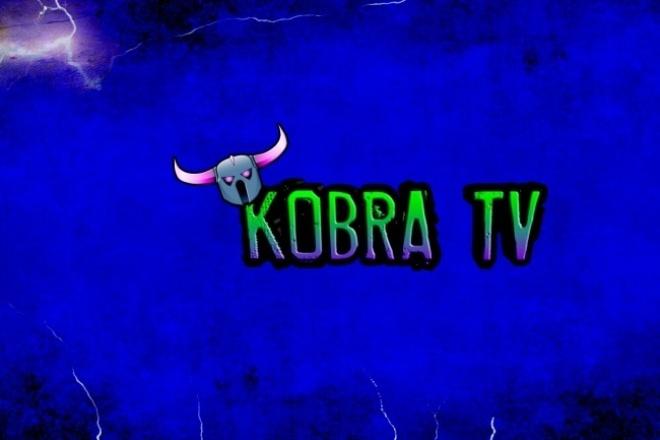 Создам логотип для сайта, группы, соцсетей и прочего 1 - kwork.ru