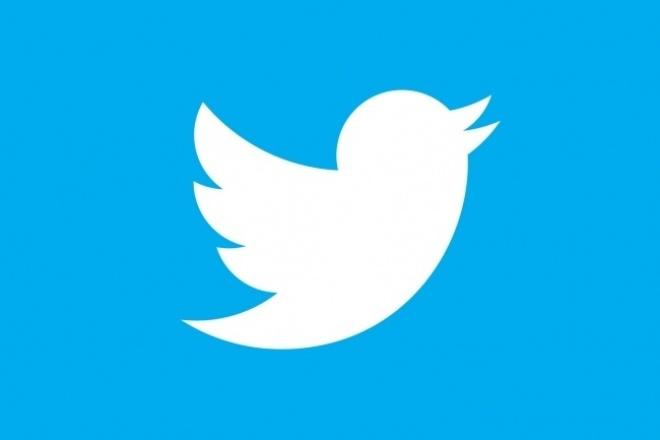 +1500 подписчиков TwitterПродвижение в социальных сетях<br>Время накрутки 1-3 суток Добавление 1500 живых подписчиков-читателей на ваш аккаунт в Twitter! Приходит больше 1500 Отписываются не больше 2%<br>