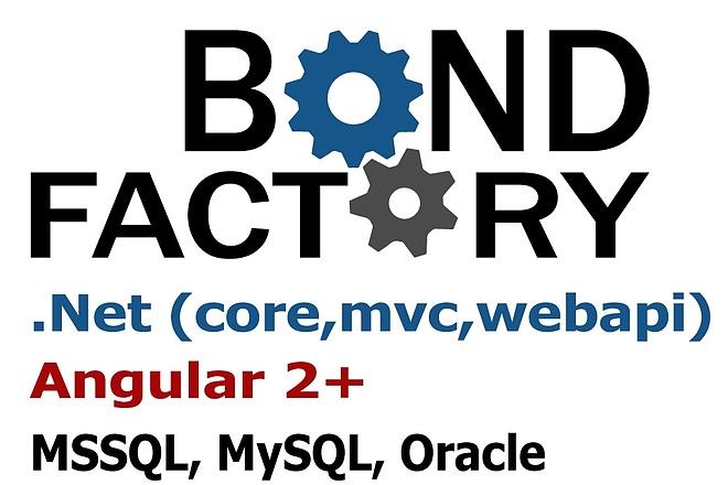 Доработка веб приложений ASP.NET, Angular 2+ 1 - kwork.ru