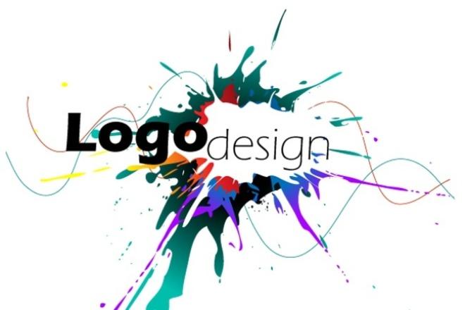 Разработка уникального логотипа 1 - kwork.ru