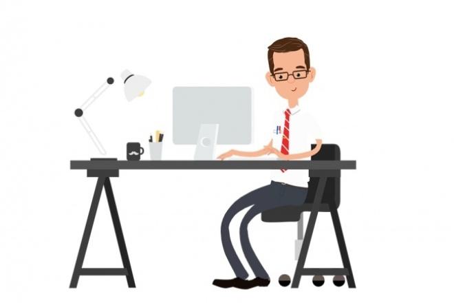 Doodle-видео, рекламный ролик любого проектаВидеоролики<br>Ролик привлечёт к вашему проекту больше внимания, чем всем приевшийся текст. Сделаю видео под ключ или с Вашими файлами (озвучка, сценарий, музыка). Сотрудничаю с проф. диктором. Имеется опыт в создании видео-роликов. Специализируюсь на видео-рекламе. Быстро, качественно, надежно. Закажите и убедитесь в этом сами.<br>