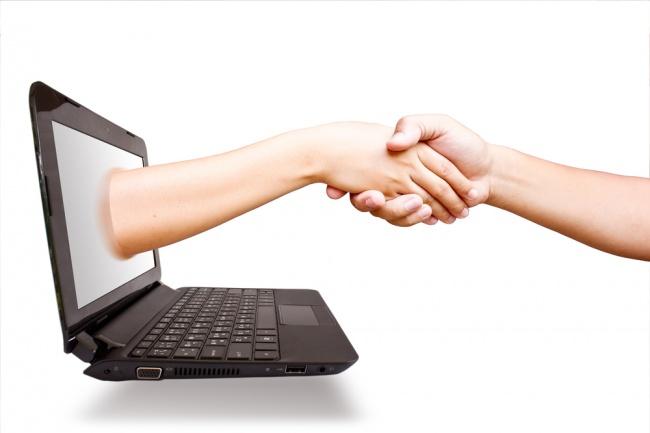 Информация на Вашего контрагента или партнера Юридическое лицо ЛПР 1 - kwork.ru