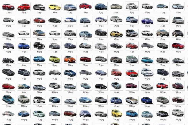 Фотографий моделей авто для категорий или каталогов авто тематики 1 - kwork.ru