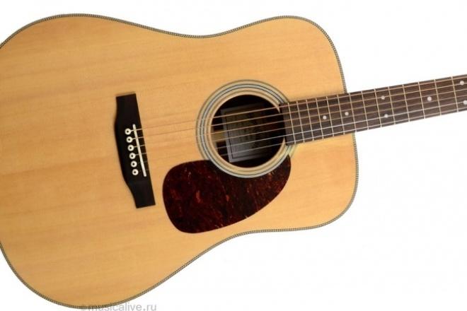 Сыграю вашу песню на гитаре 1 - kwork.ru