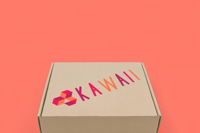 Современное лого 1 - kwork.ru