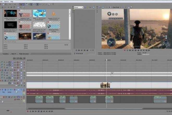 Сделаю обработку или монтаж видео и аудио 1 - kwork.ru