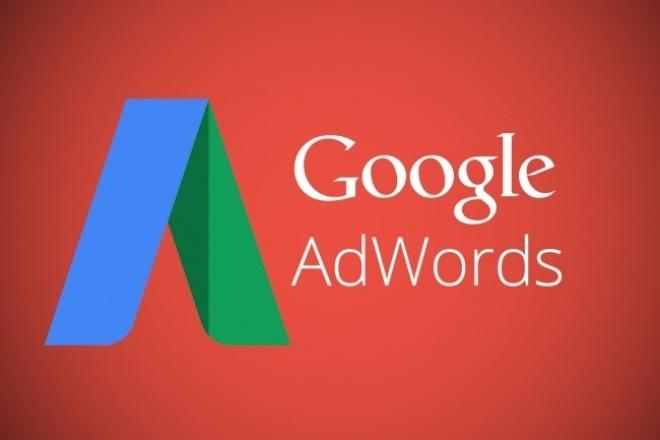 Настройка рекламной компании в Google Adwords 1 - kwork.ru