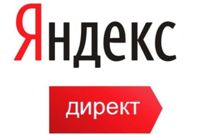 Настрою Яндекс Директ + РСЯ 1 - kwork.ru