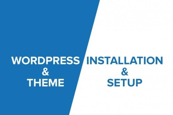 Настрою Wordpress шаблоныАдминистрирование и настройка<br>Настрою уже установленный шаблон Wordpress, удалю все лишнее,добавлю то, что вам нужно. Имею опыт работы с CMS Wordpress более 3х лет.<br>
