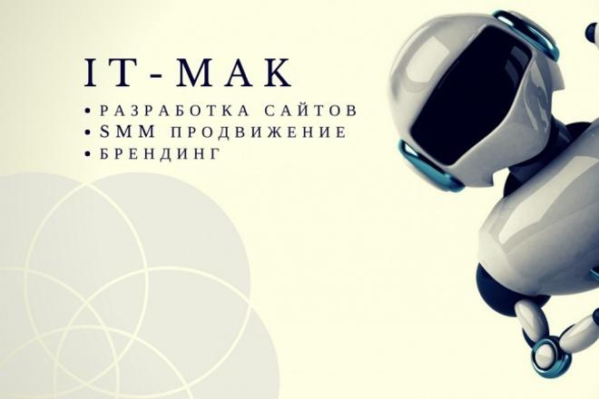 Создам дизайн странички в соц.сетях 1 - kwork.ru