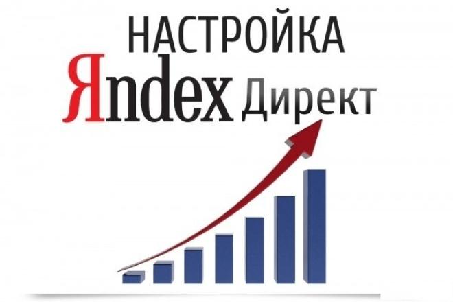 Профессиональная настройка Яндекс.Директ 1 - kwork.ru