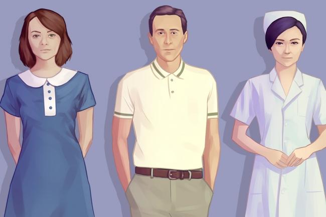 Нарисую CG пресонажаИллюстрации и рисунки<br>Нарисую персонажа по вашему описанию в компьютерной графике. Рисую в любом удобном для вас стиле, любых персонажей, а также выполняю стилизацию портретов по фото.<br>