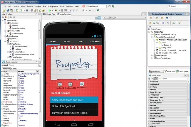 Создам программу для AndroidМобильные приложения<br>Напишу программу для Android . Пока беру заказы только на простые приложения, например калькулятор или напоминалка или программа для заметок, или что-то подобное. Делаю на Delphi , и если программа не слишком сложная, то есть возможность компиляции одной программы сразу и под андроид и под виндовс . К примеру делаем калькулятор по расчету строительных материалов, можно сделать так что он будет работать и на андроиде и на компьютере под виндовс.<br>