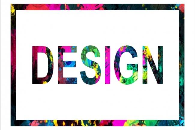 Разработка дизайна плаката, афиши, постера 1 - kwork.ru