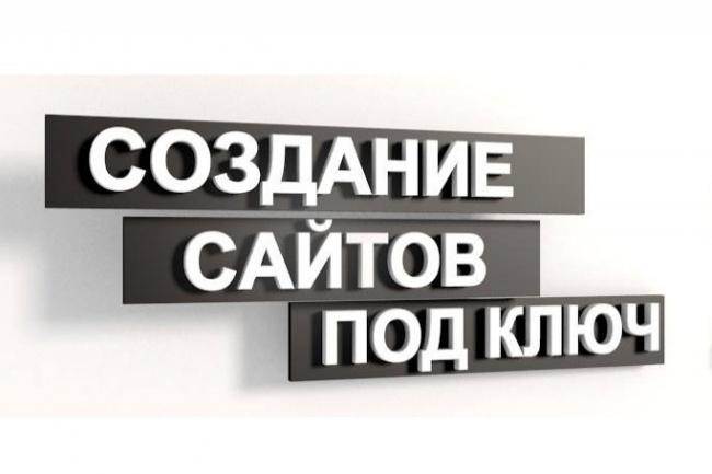Создам сайт для Вашего бизнеса 1 - kwork.ru